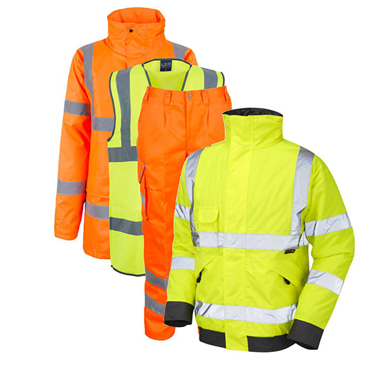 Protective Wear Supplies. 3.Hi-Visibility Workwear d06aba709