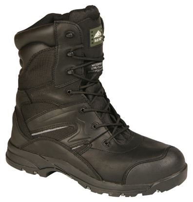 Picture of Composite SideZipper Waterproof S3 SRC Safety Boot