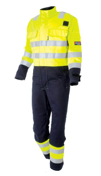 Picture of ProGARM Flame Retardant & Anti-Static EA Coverall