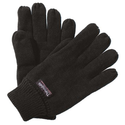 Picture of Knitted Acrylic Thinsulate Lined Thermal Glove