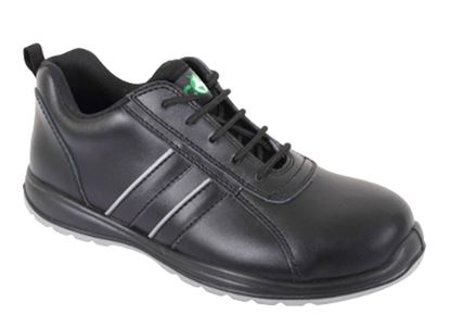 Picture of Ecos Leather Safety Trainer S1P/SRC