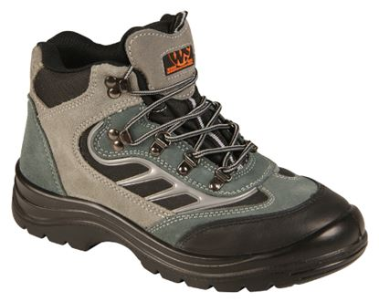 Picture of Suede S1P/SRC Safety Trainer Boot
