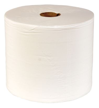 Picture of Large 2 Ply Industrial Paper Roll