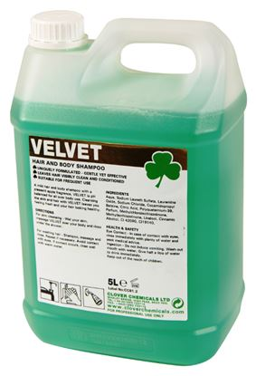 Picture of Velvet Hair & Body Shampoo