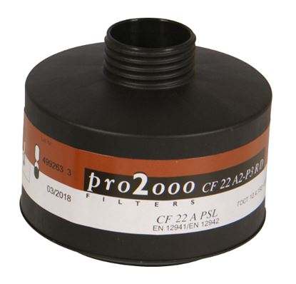 Picture of Scott CF22 A2P3 Vapour/Particulate Filter