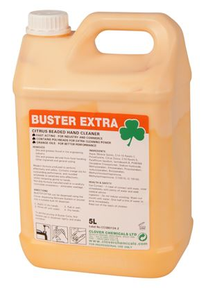 Picture of Buster Extra Citrus Beaded Hand Cleaner