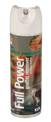 Picture of Full Power Graffiti Remover For Porous Surfaces