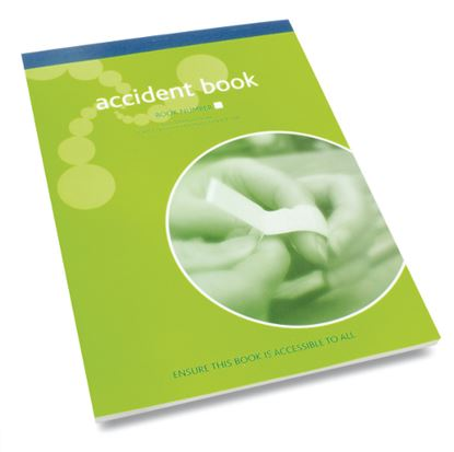 Picture of First Aid Accident Book