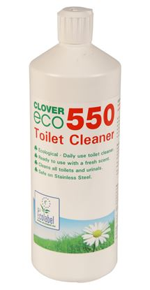Picture of Ecolabel Environmental Toilet Cleaner