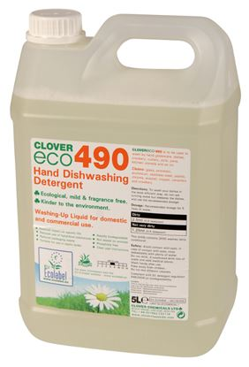 Picture of Ecolabel Environmental Hand Dishwashing Detergent