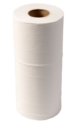 Picture of Hygiene 2 Ply Roll - White