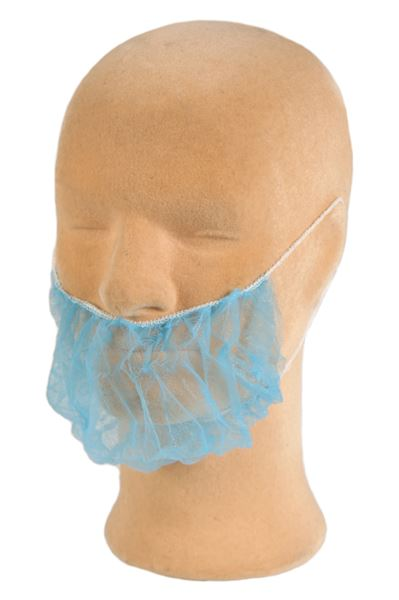 Picture of Polyproplylene Disposable Beard Snoods