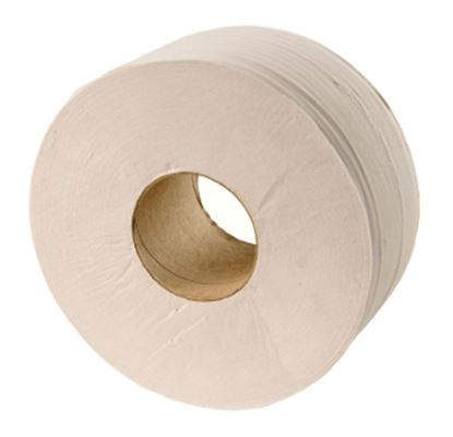Picture of Mini Jumbo Toilet Rolls - 150M x 80mm Core