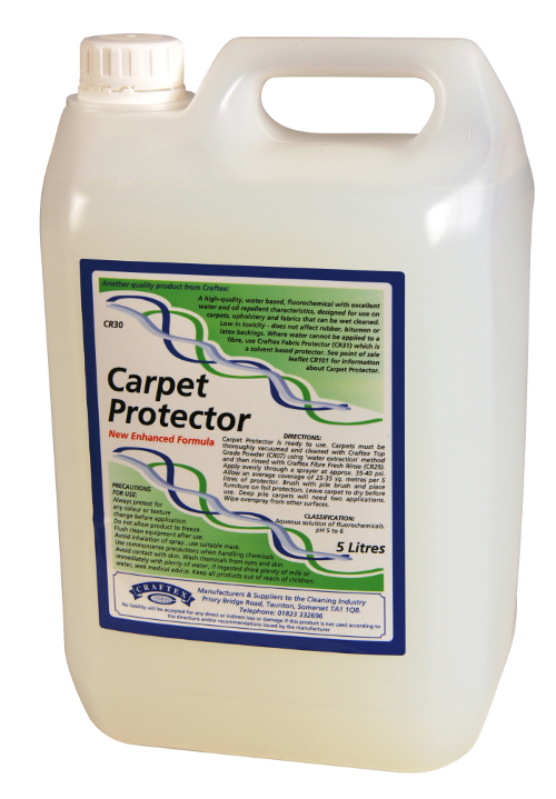 Protective Wear Supplies Carpet Protector With Dupont