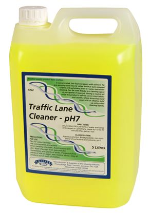 Picture of Traffic Lane Cleaner PH7 For Carpets