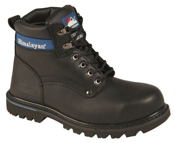 Picture of Goodyear Welt Safety Boot with Steel Midsole
