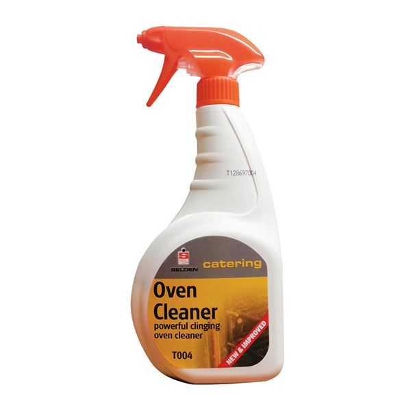 Picture of Powerful Clinging Oven Cleaner