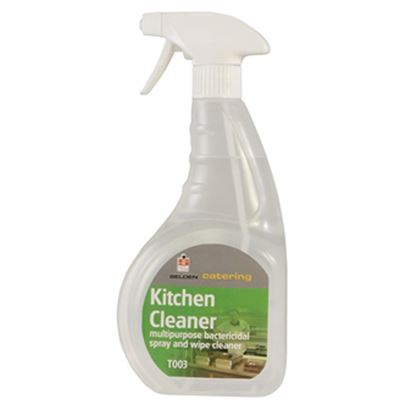 Picture of Kitchen Multi Purpose Bactericidal Spray & Wipe
