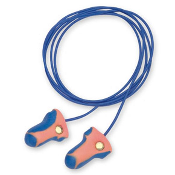 Picture of Lasertrack Metal Detectable Ear Plug With Cord