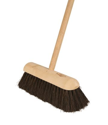 Picture of 305mm Round Back Med.Soft Gumati Sweeping Broom
