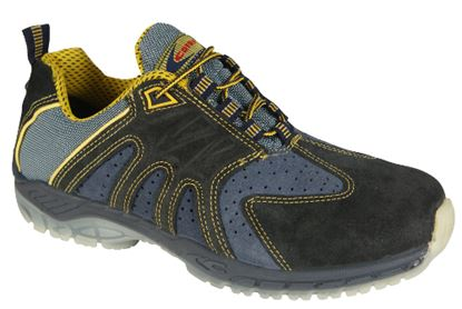 Picture of Cofra TPU Anti-Slip Suede Trainer With Midsole
