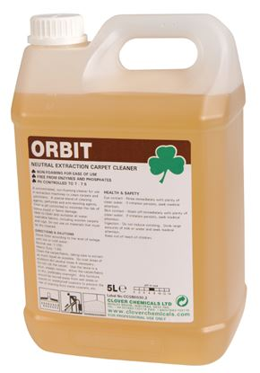 Picture of Orbit Neutral Extraction Cleaner For Carpets