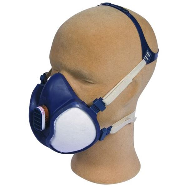 Picture of 3M ABE1P3D Respirator (replaced by BLS84000)