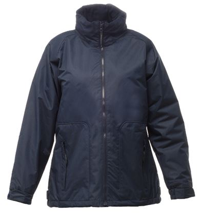 Picture of Hudson Mens Fleece Lined Waterproof Bomber Jacket