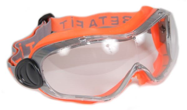 Picture of CV19 Betafit Eiger Safety Goggle - A/S & A/M 6