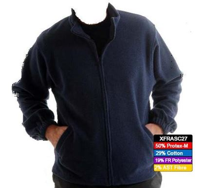 Picture of Flame Retardent Anti Static Fleece