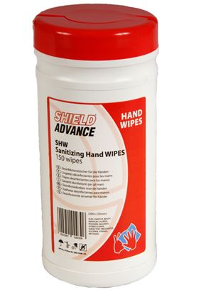 Picture of Safehands Wipes SHW