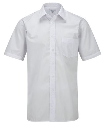 Picture of Classic 105gsm Polyester Cotton Short Sleeve Shirt