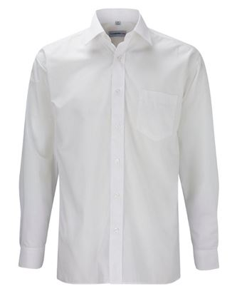 Picture of Classic 105gsm Polyester Cotton Long Sleeve Shirt