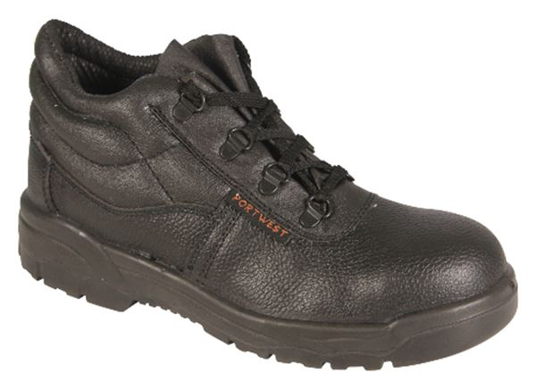 Picture of Safety Basic Boot with Steel Midsole