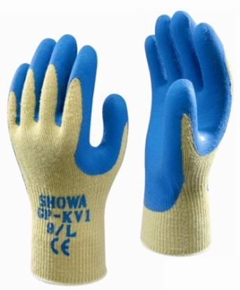 Picture of Showa Kevlar High Grip Latex Coated Glove
