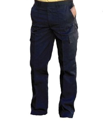 Picture of Cargo 245gsm Polycotton Trouser