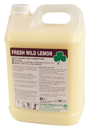 Picture of Fresh Wild Lemon Daily Cleaner & Disinfectant