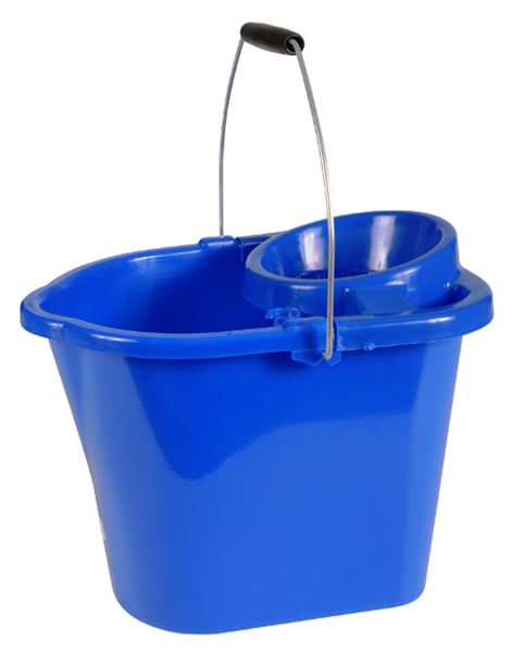 Supplies Budget Mop Bucket With Strainer