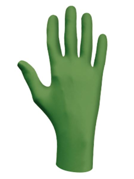 Picture of Skytec Teal Nitrile P/F Disp. Glove - Pk100