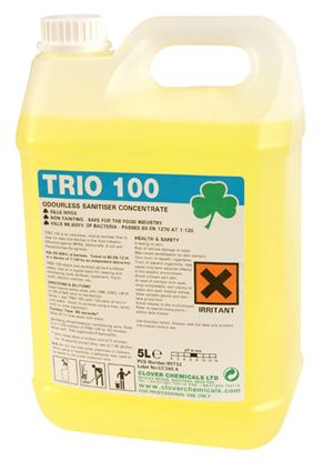 Picture of Trio 100 Hard Surface Sanitiser/Cleaner