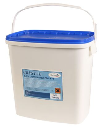 Picture of Sopure Crystal 4 In 1 Dishwasher Tablets