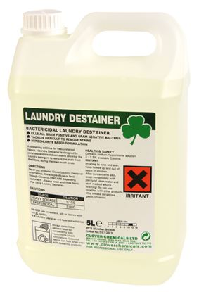 Picture of Laundry Destainer Stain Removal From Fabrics