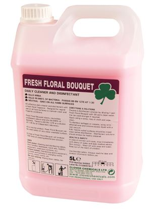 Picture of Fresh Floral Bouquet Daily Cleaner & Disinfectant