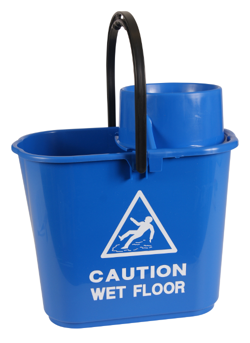Protective Wear Supplies Quality Mop Bucket With Strainer