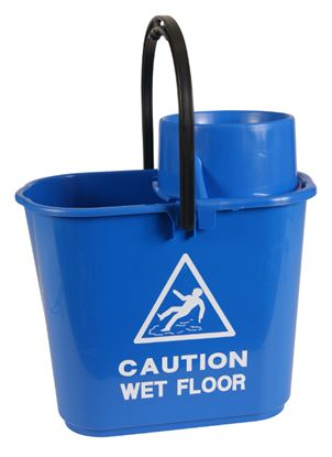 Picture of Quality Mop Bucket With Strainer