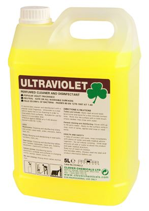 Picture of Ultraviolet Bactericidal Hard Surface Cleaner - 5 ltr