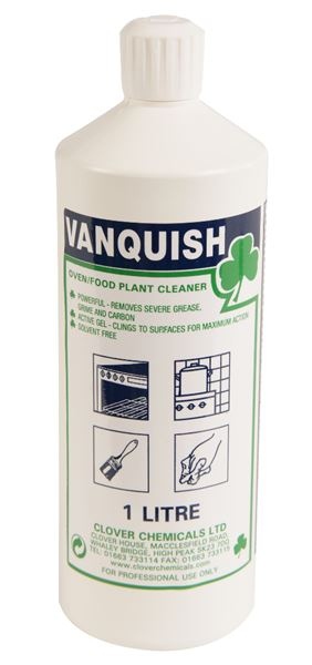 Picture of Vanquish Heavy Duty Oven Cleaner