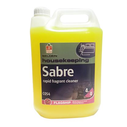 Picture of Sabre Rapid Lemon Fragrant Cleaner - T54 Refill