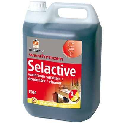 Picture of Selactive 3 in 1 Cleaner Disinfectant - Lime