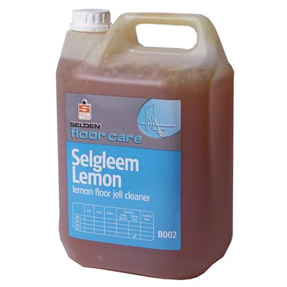 Picture of Selgleem Lemon Floor Gel Cleaner